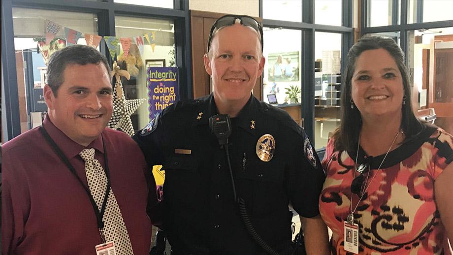 SS Spotlight Program - Recipients | Texas School Safety Center