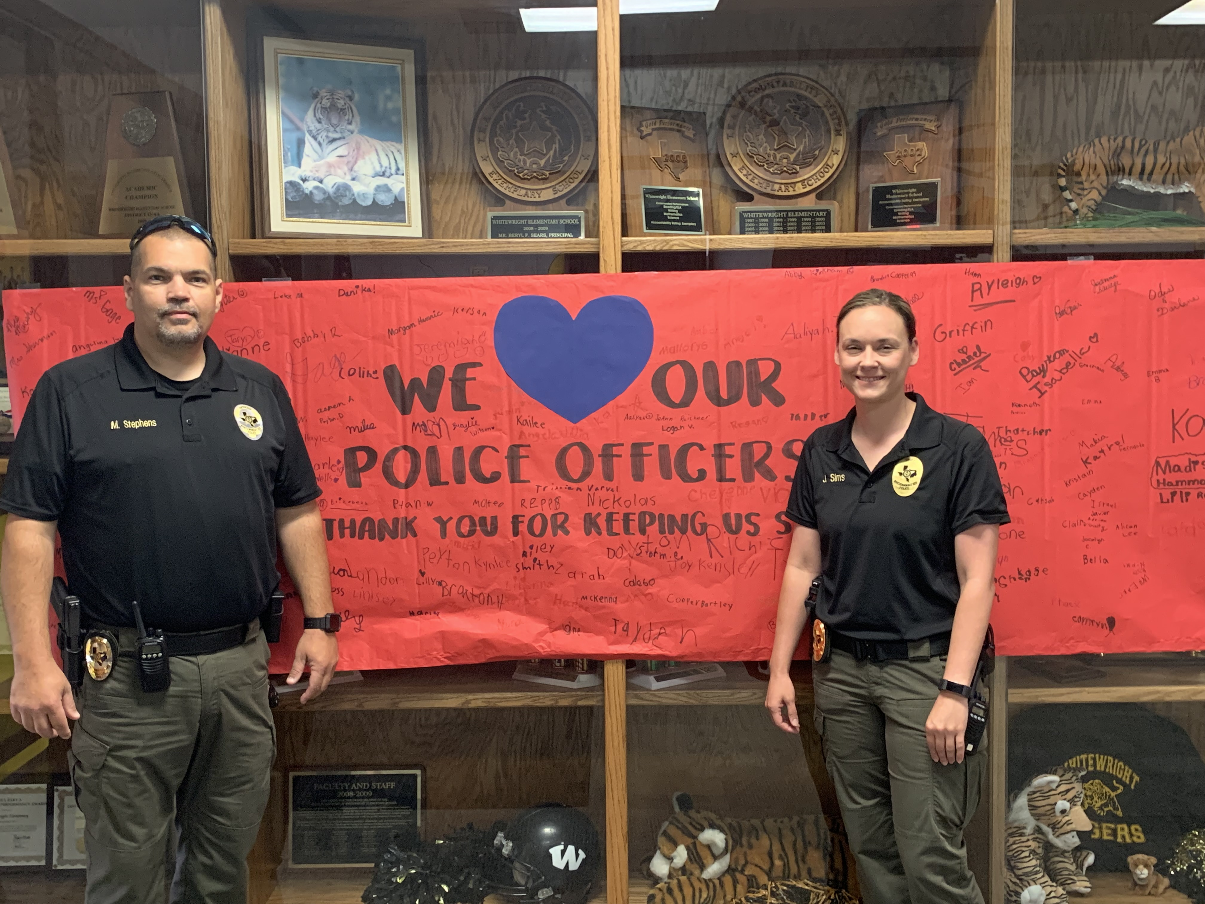 SS Spotlight Program - Recipients   Texas School Safety Center